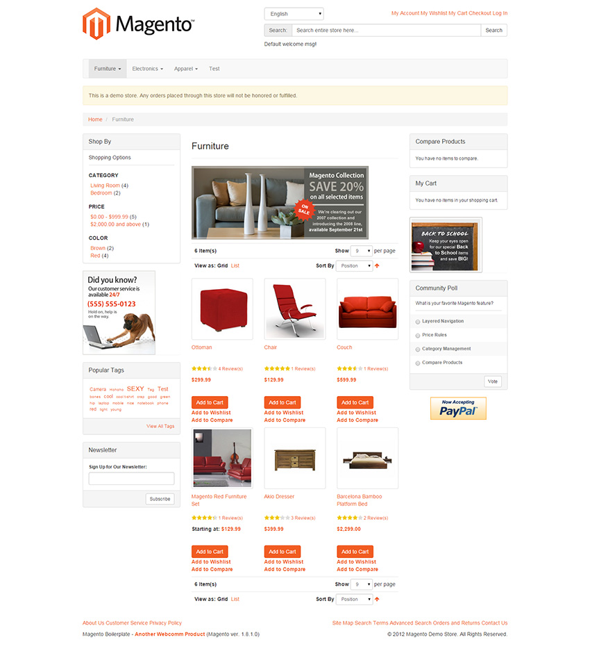 Magento-Bootstrap
